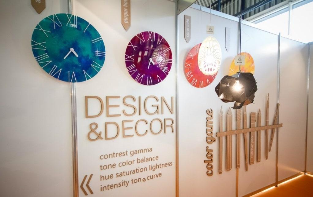 Со 2 по 4 сентября в Cанкт-Петербурге пройдёт выставка Design & Decor