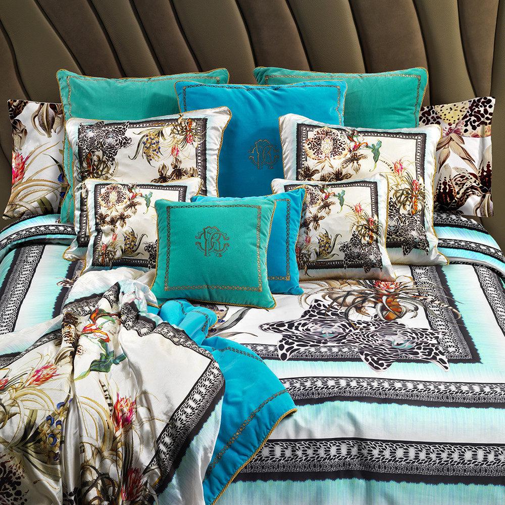 Дизайн спальни: 60 комплектов постельного белья, которые сведут вас с ума