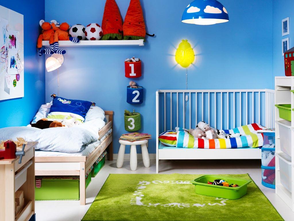 Как выбрать цвет для интерьера детской комнаты: полезные советы