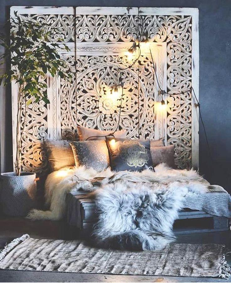 Спальня в  цветах:   Бежевый, Светло-серый, Серый, Синий, Черный.  Спальня в  стиле:   Шебби-шик.