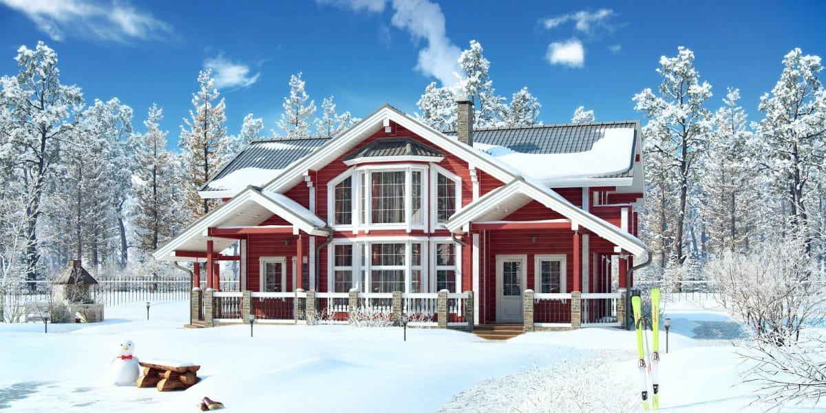 9 проектов удобных домов стоимостью от 2 до 6 миллионов рублей
