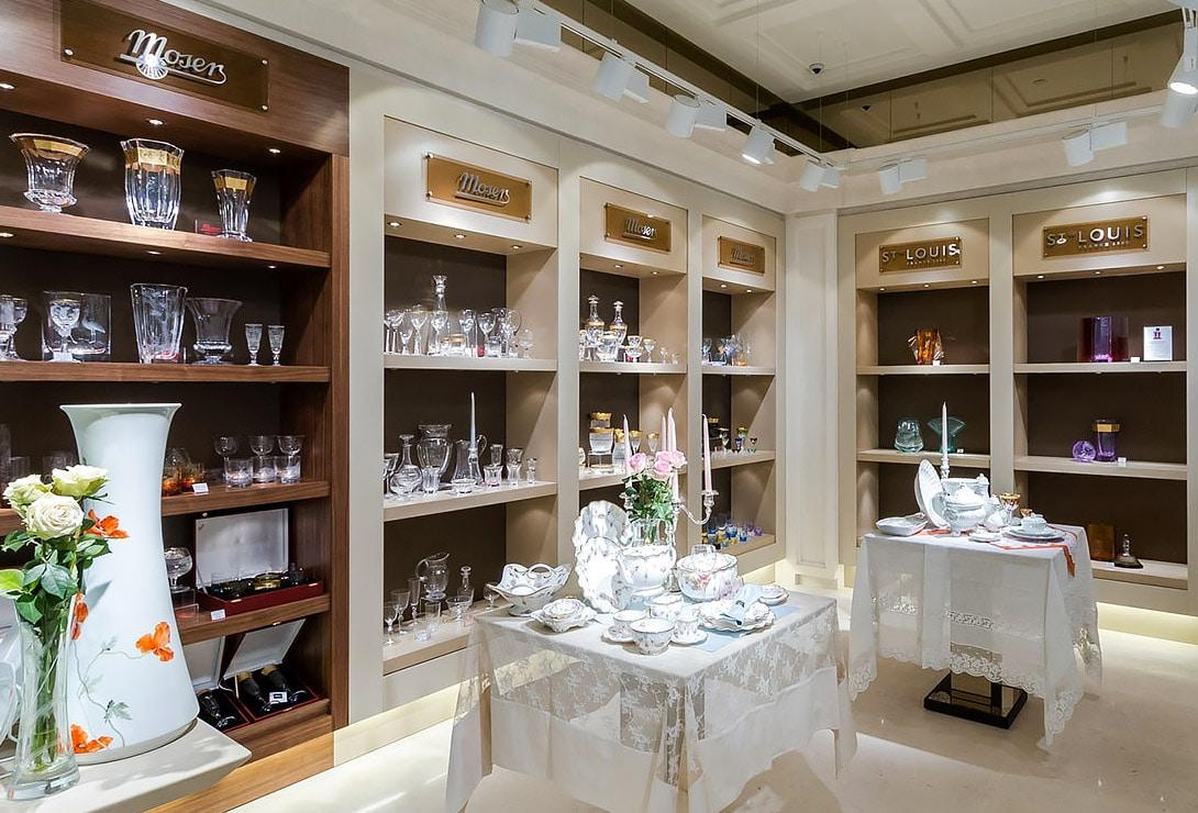 В Москве открылся новый магазин «Дом фарфора»