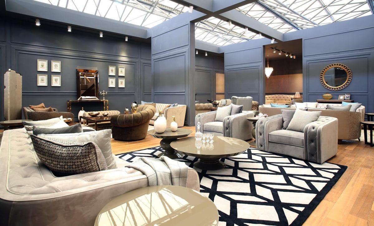 Интервью с дизайнером Самуэле Мацца на открытии шоу-рума Milano Home Concept