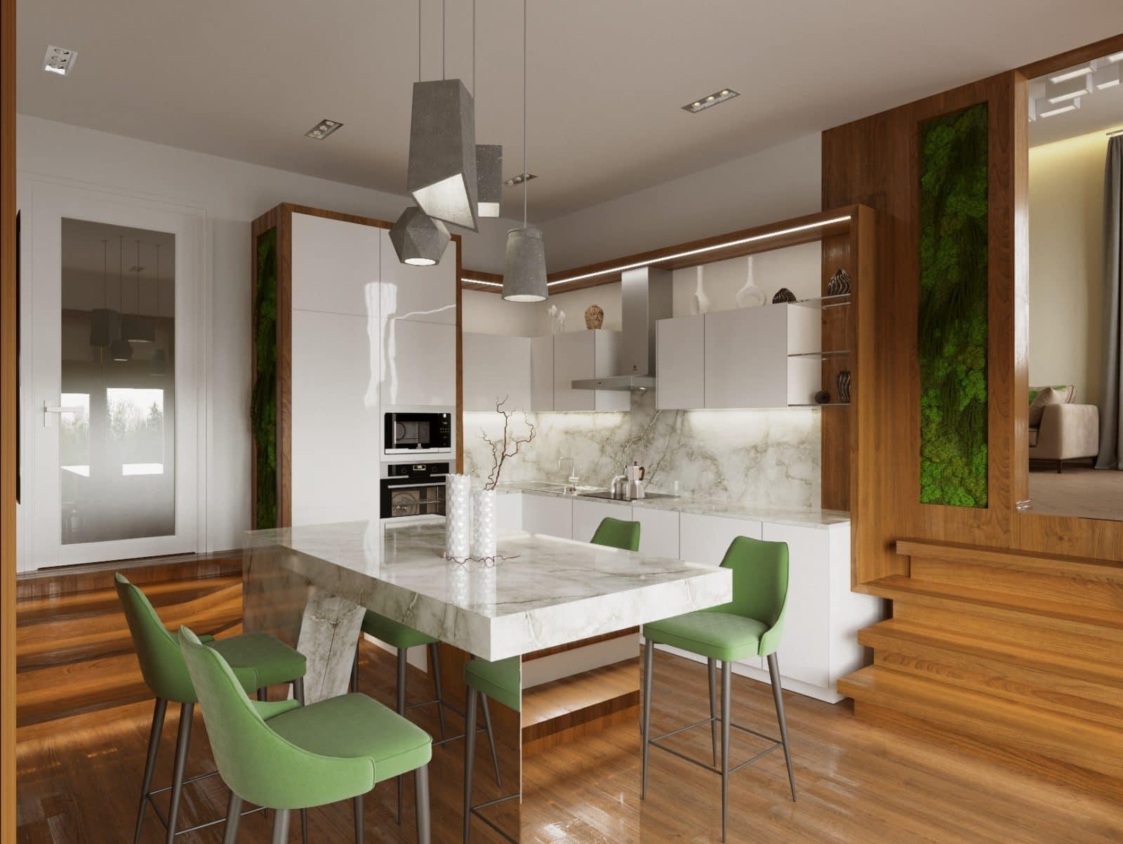 Уютный и практичный дизайн интерьера в скандинавском стилеЖенские радости