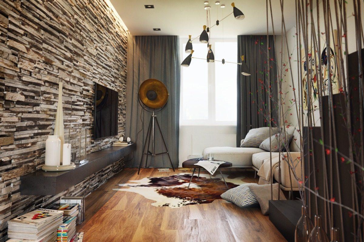 Дизайн квартиры: 5 крутых вариантов