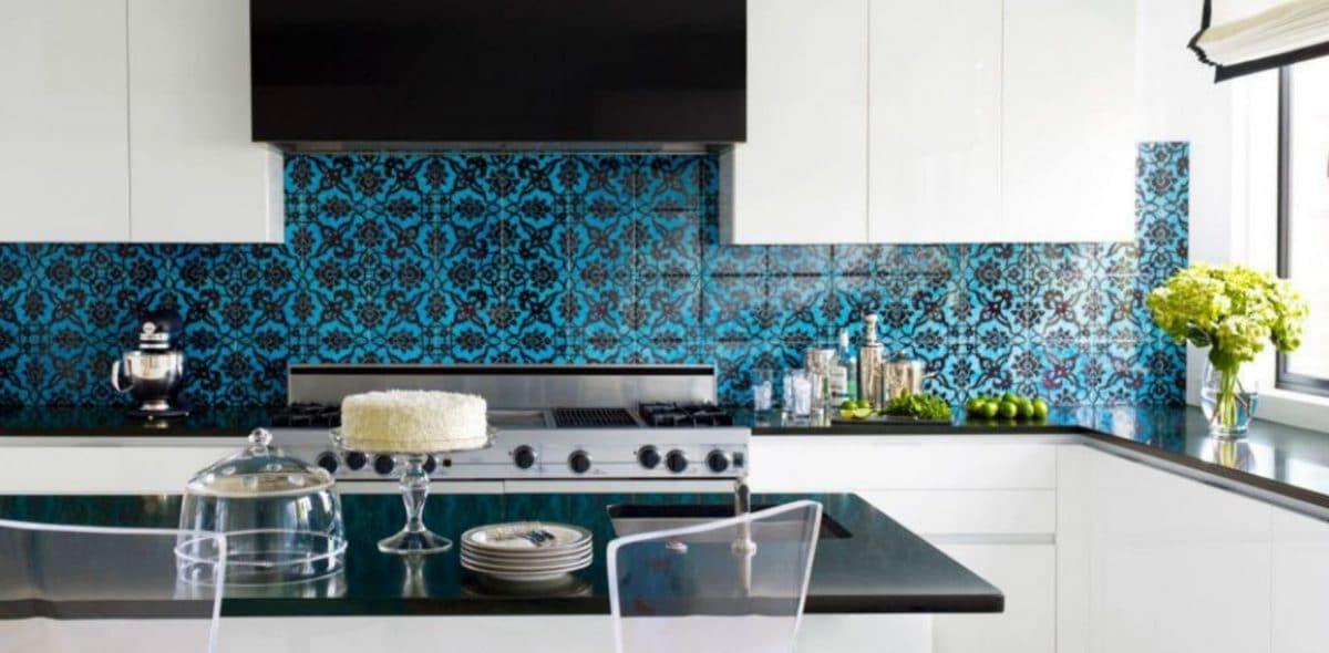 Кухонный фартук мечты: 66 крутых примеров
