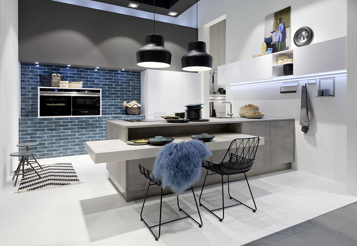 12 ярких моделей немецких кухонь, которые понравятся всем