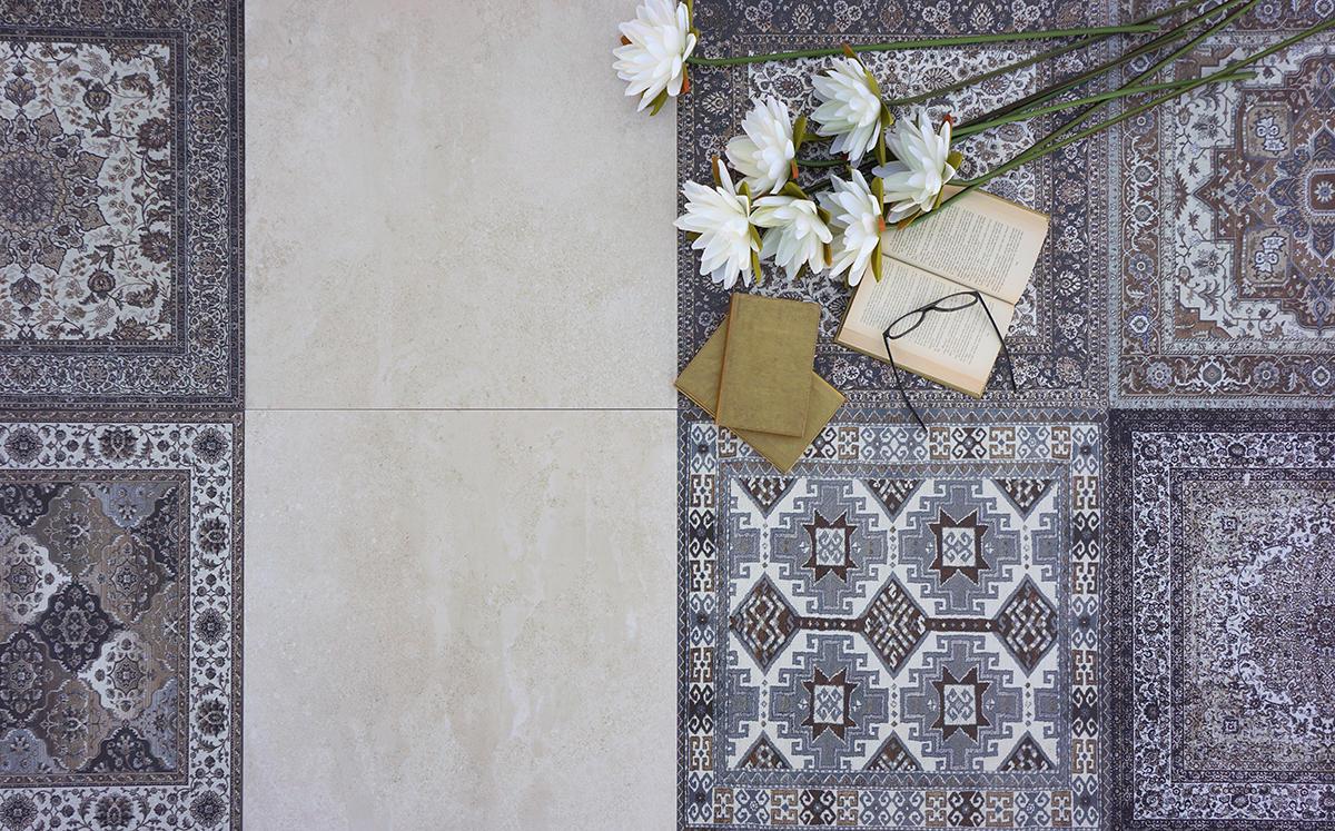 Новинки Испании: 20 пастельных оттенков плитки