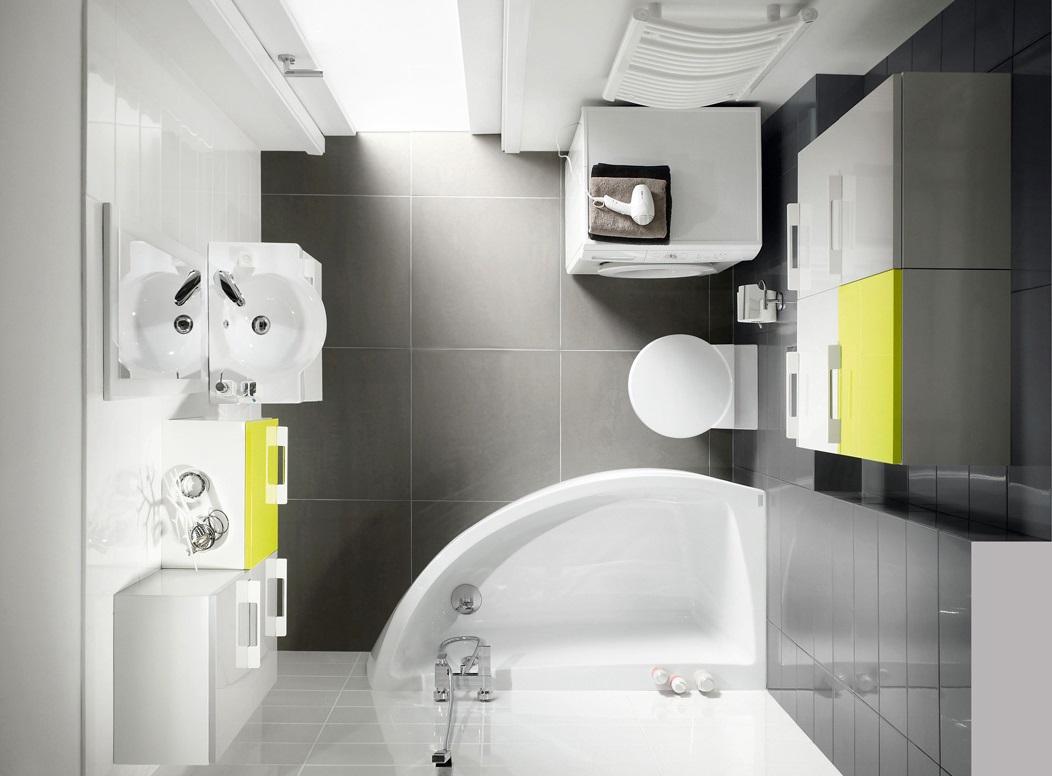 Перепланировка маленькой ванной комнаты на примере трёх жилых комплексов Москвы