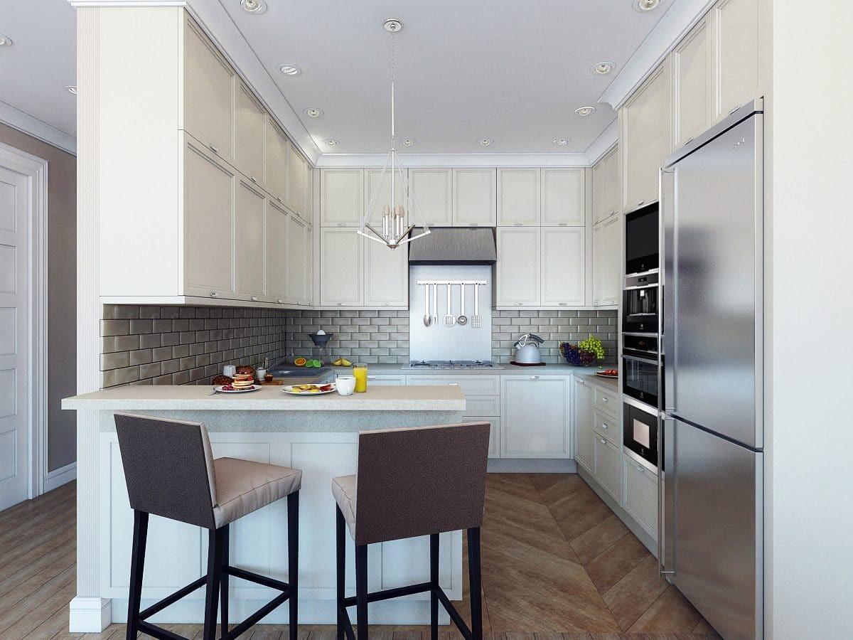 Хранение на кухне: советы, приёмы, идеи для вдохновения