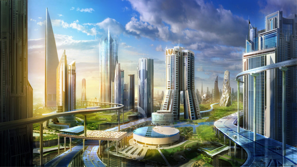 Городам будущего нужно прошлое