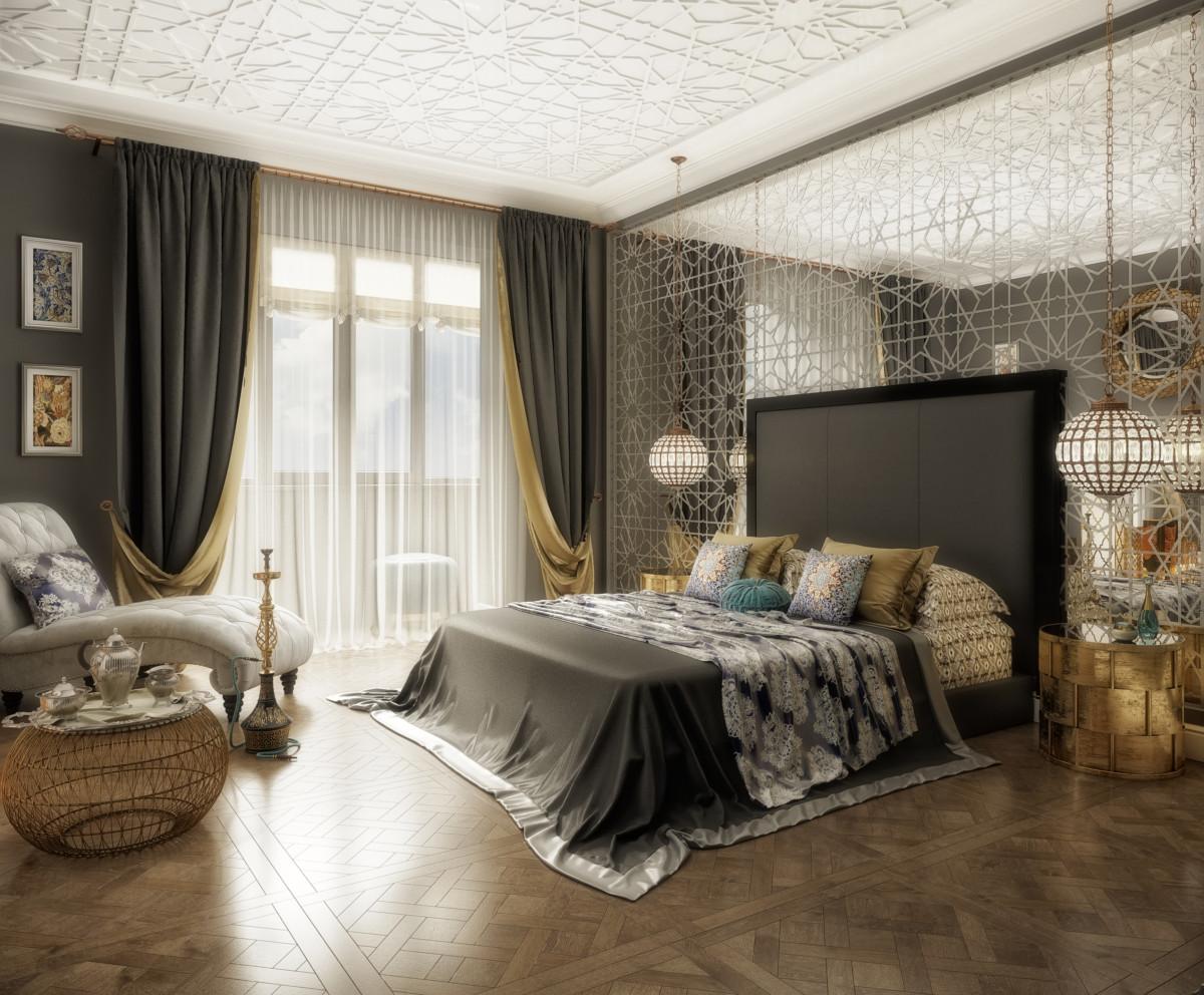 14 интерьеров спален из инстаграмов дизайнеров и архитекторов