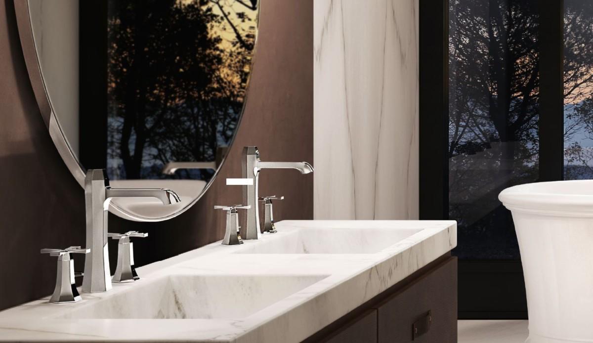 Как правильно выбрать смеситель для ванной комнаты — 5 шагов