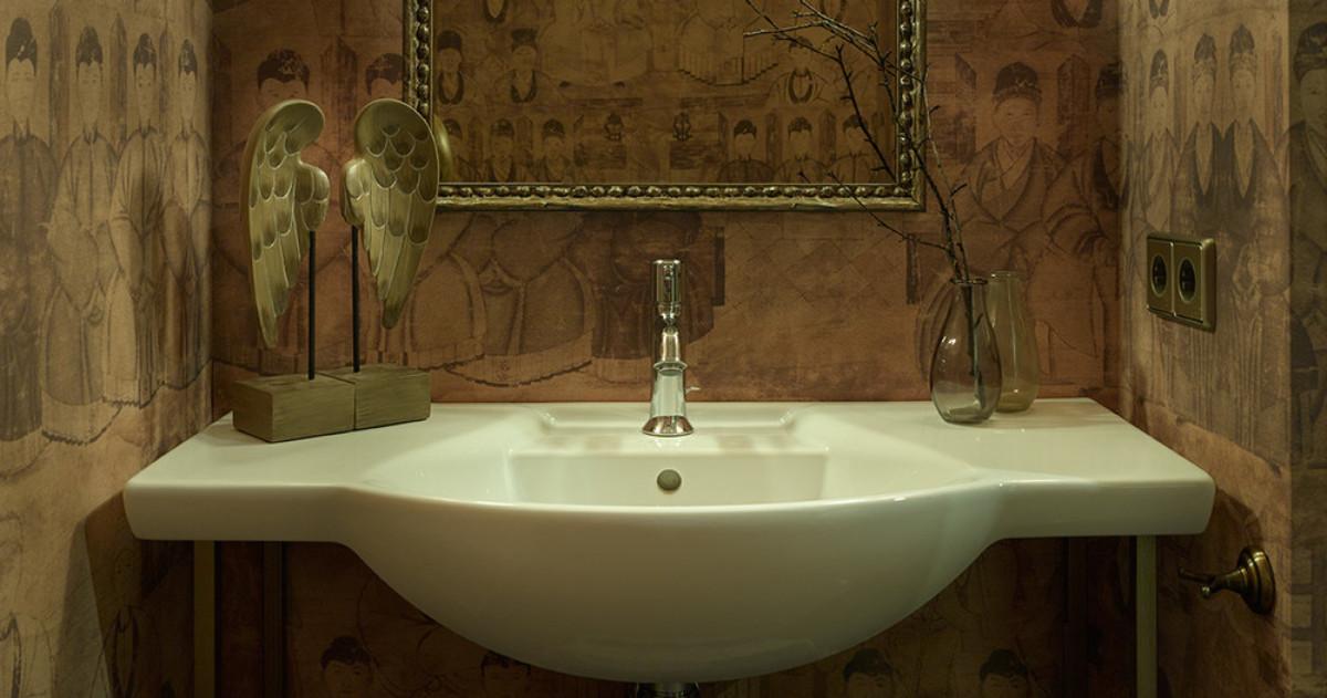 12 интерьеров ванных из инстаграмов дизайнеров
