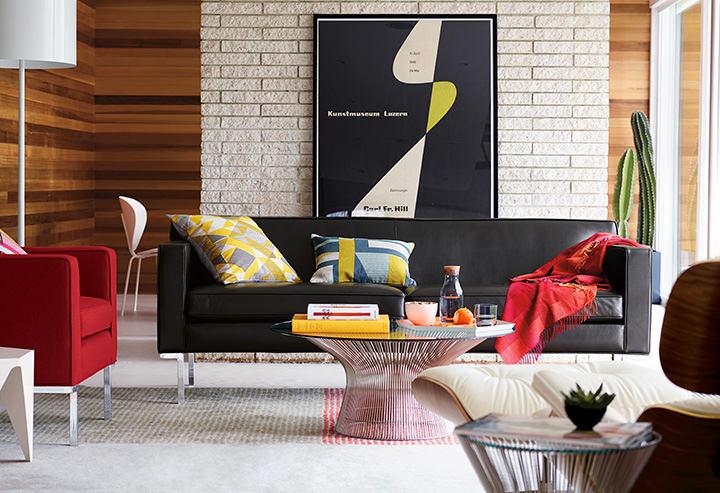 20 уютных маленьких гостиных: плюсы типичных планировок