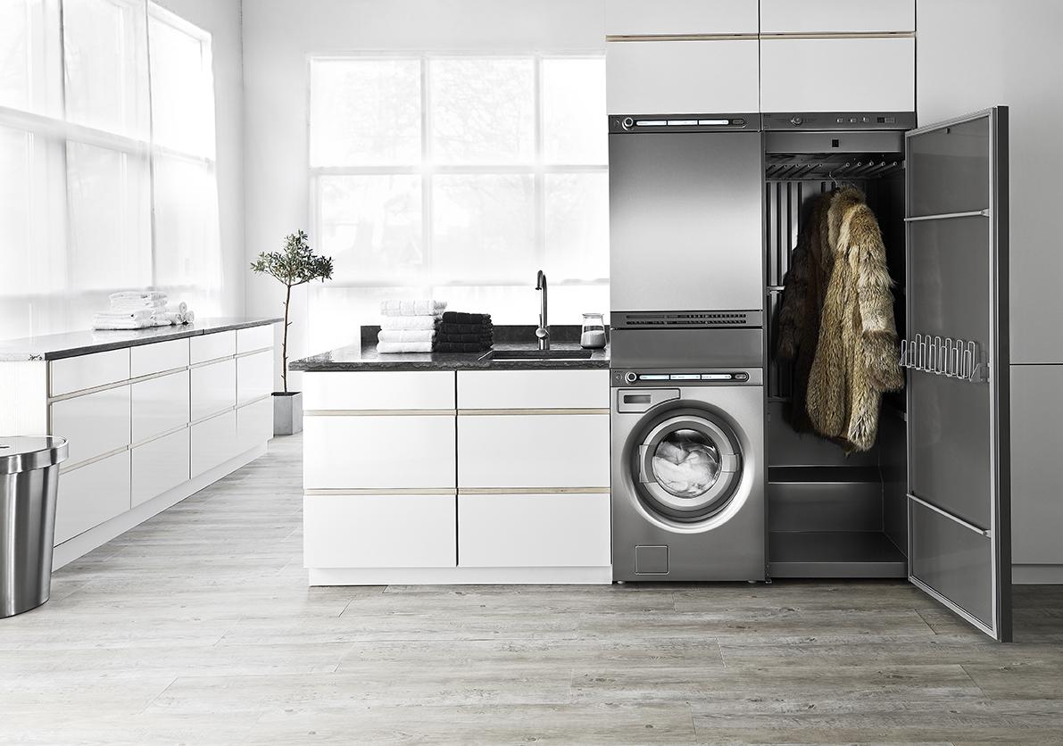 Как правильно обустроить прачечную у себя дома — 4 основных условия