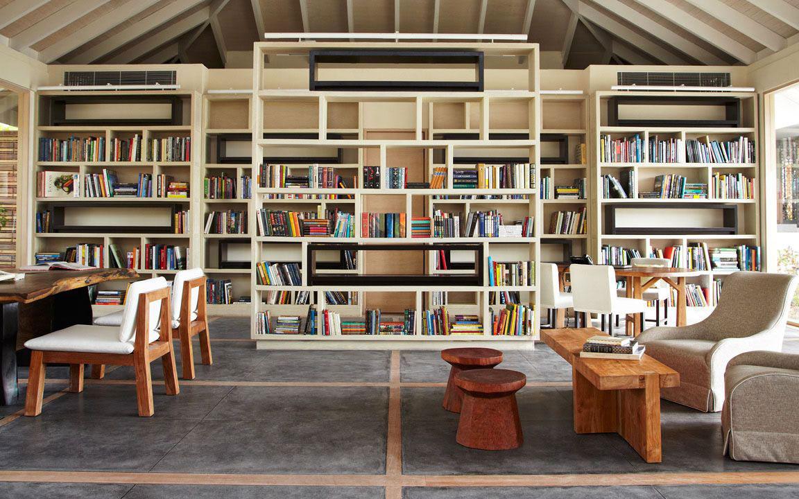 Домашняя библиотека: секреты создания, тонкости размещения и советы по уходу