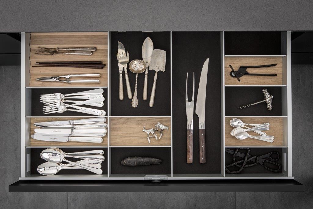 Секрет удобной кухни, где всё под рукой