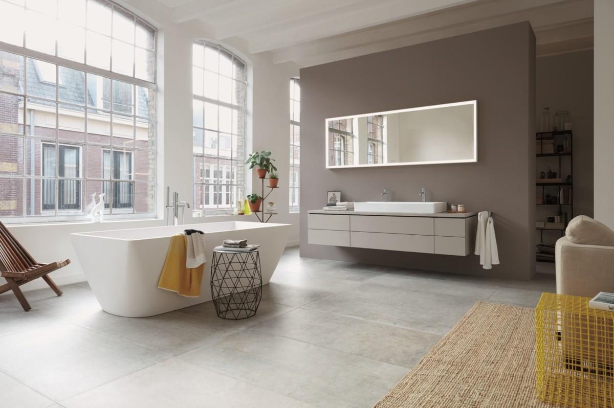 Дизайн ванной комнаты в скандинавском стиле: 8 идей и 5 советов