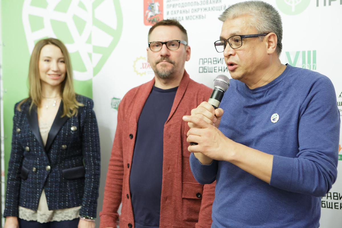В Москве прошёл конкурс ландшафтных проектов «АРТ_ЭКО»