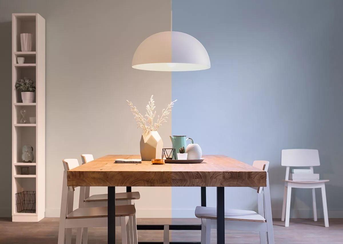 Philips Lighting показал, как при помощи новых ламп можно изменить интерьер