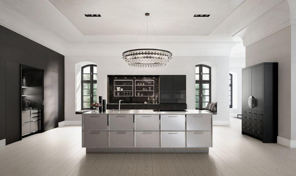 7 декабря откроется новый салон немецких кухонь премиум-класса SieMatic
