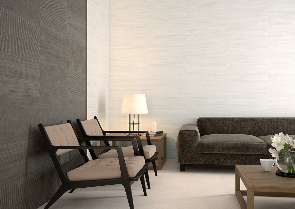 Плитка в гостиной: 13 современных идей дизайна