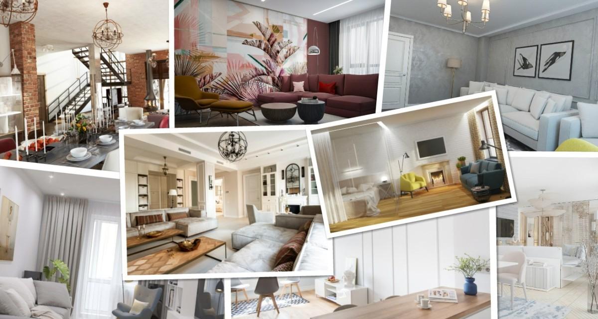 9 лучших домов и интерьеров января-2018