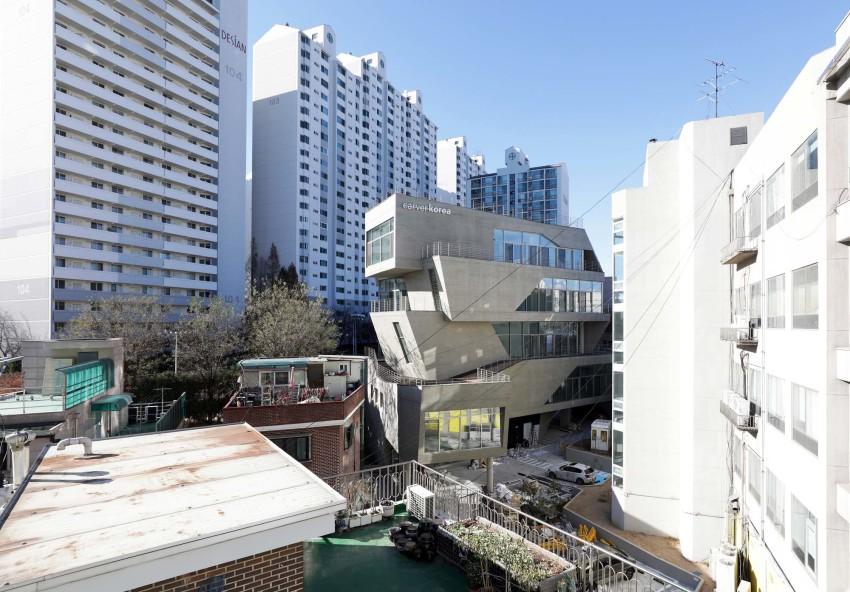 Архитектура Южной Кореи: 9 самых необычных зданий