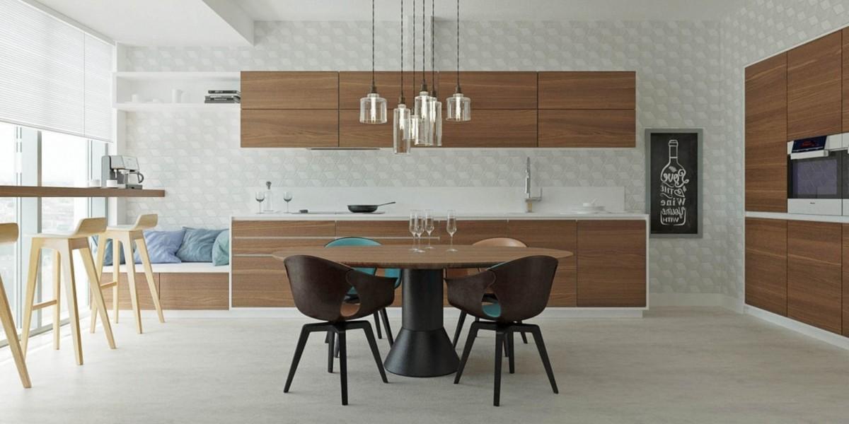 Интерьер квартиры в стиле лофт с камином, комнатой для творчества и двумя качелями