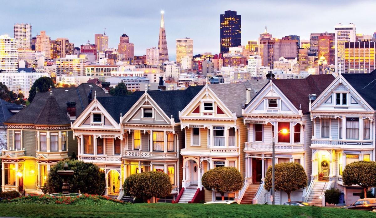 5 интересных стилей в архитектуре США