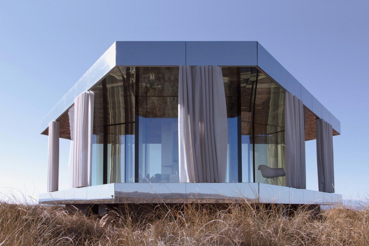Стеклянный дом: реальный пример, который вас удивит
