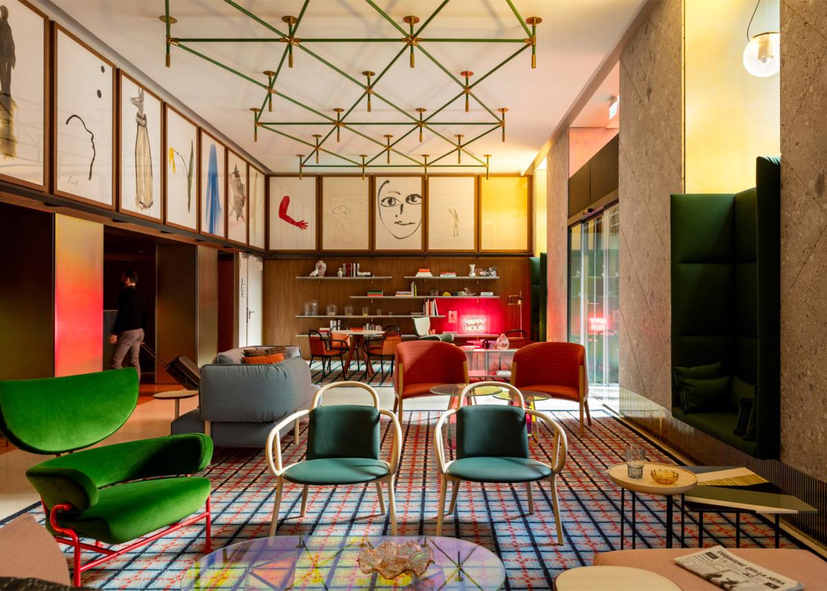 Где жить в Милане: 10 дизайнерских отелей