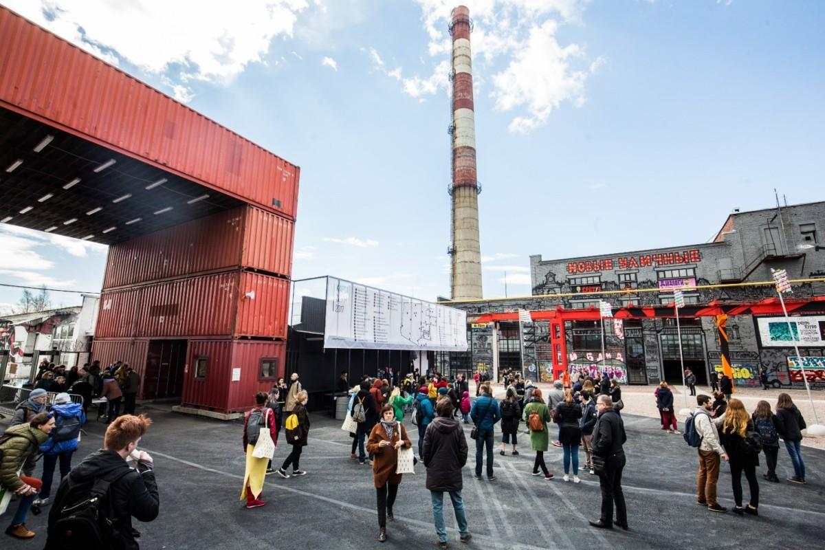 ИКЕА презентовала новую коллекцию в музее стрит-арта