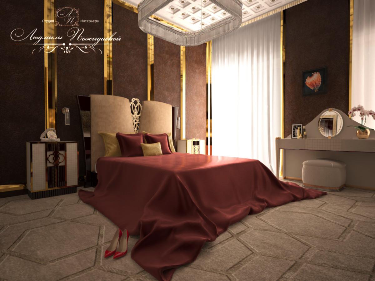 Приватное пространство спальни должно быть не только удобным, но и соответствовать вашему положению в обществе, вашему характеру, здесь можно сказать даже больше, чем вы можете сказать вслух и выстроить интерьер даже с самыми смелыми вашими идеями.