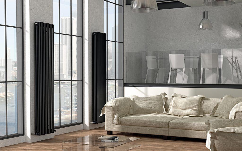 Дизайнерские радиаторы: красота или тепло