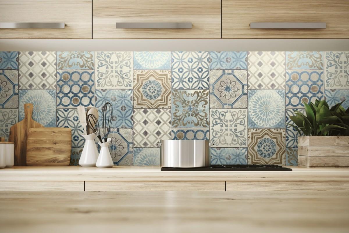 Кухонный фартук мечты: 22 модных примера
