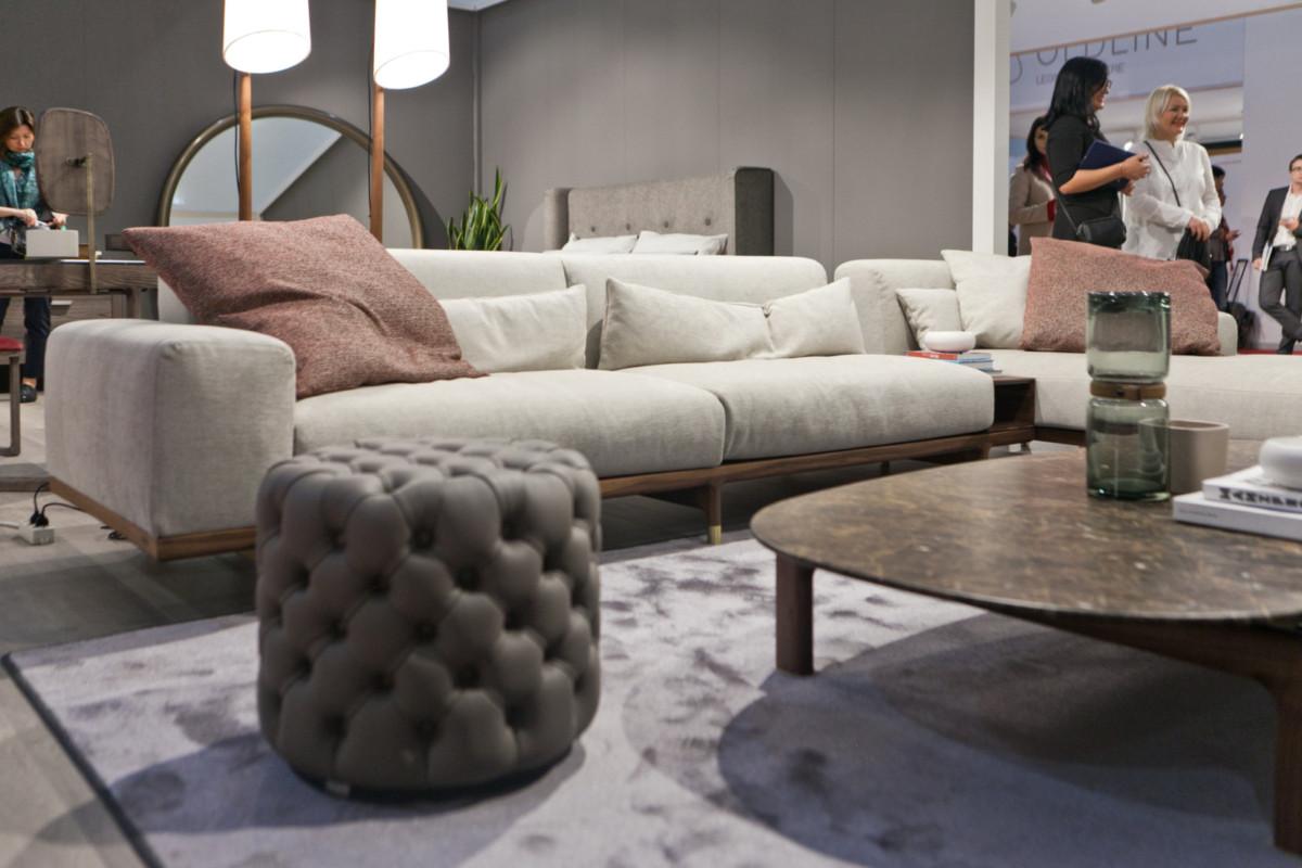 Итальянский дизайн на Salone del Mobile.Milano Moscow от Porada