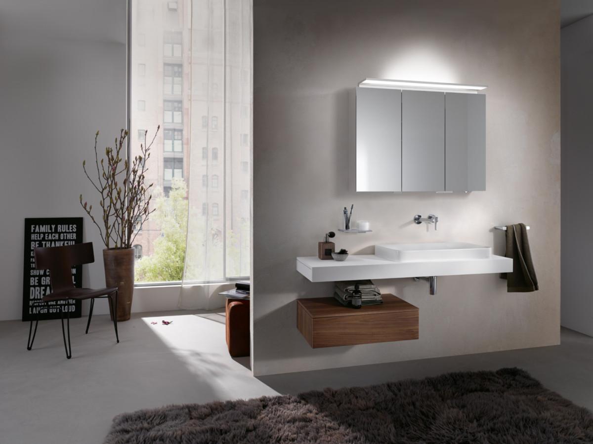 Как использовать пространство ванной комнаты: 7 полезных советов