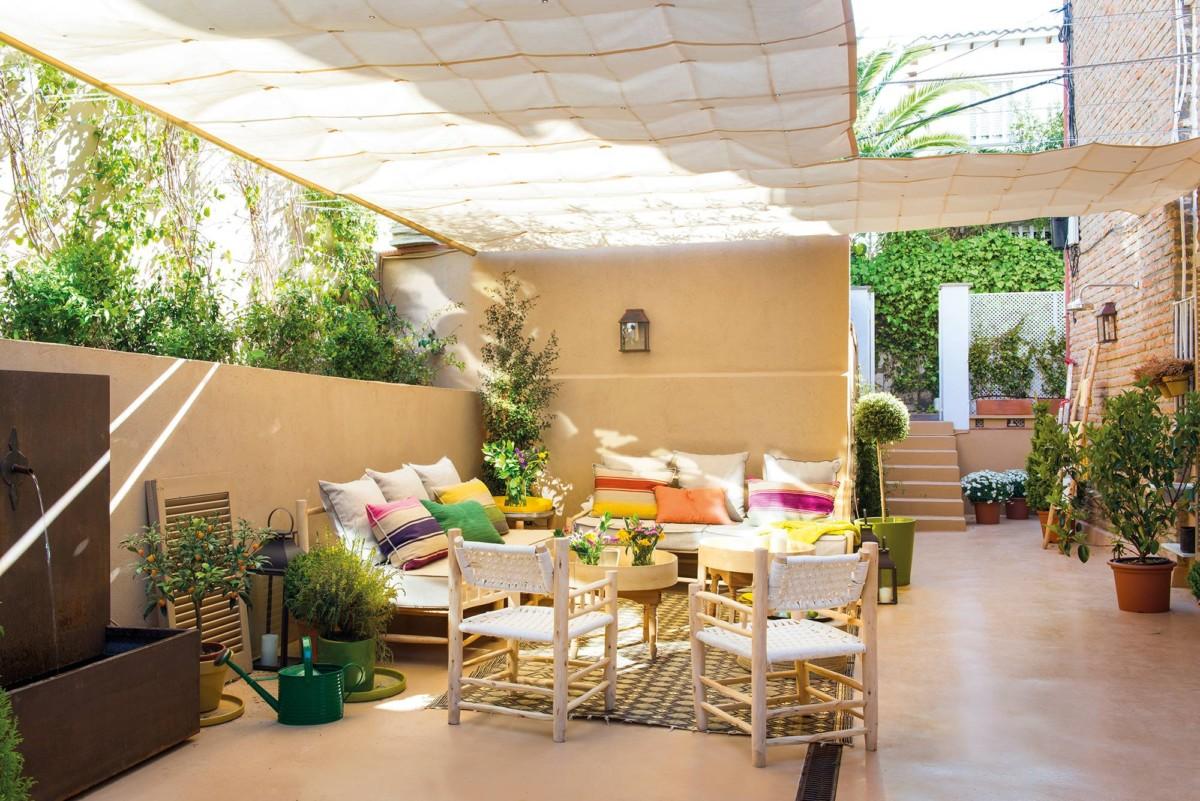 20 потрясающе красивых и уютных террас к дому