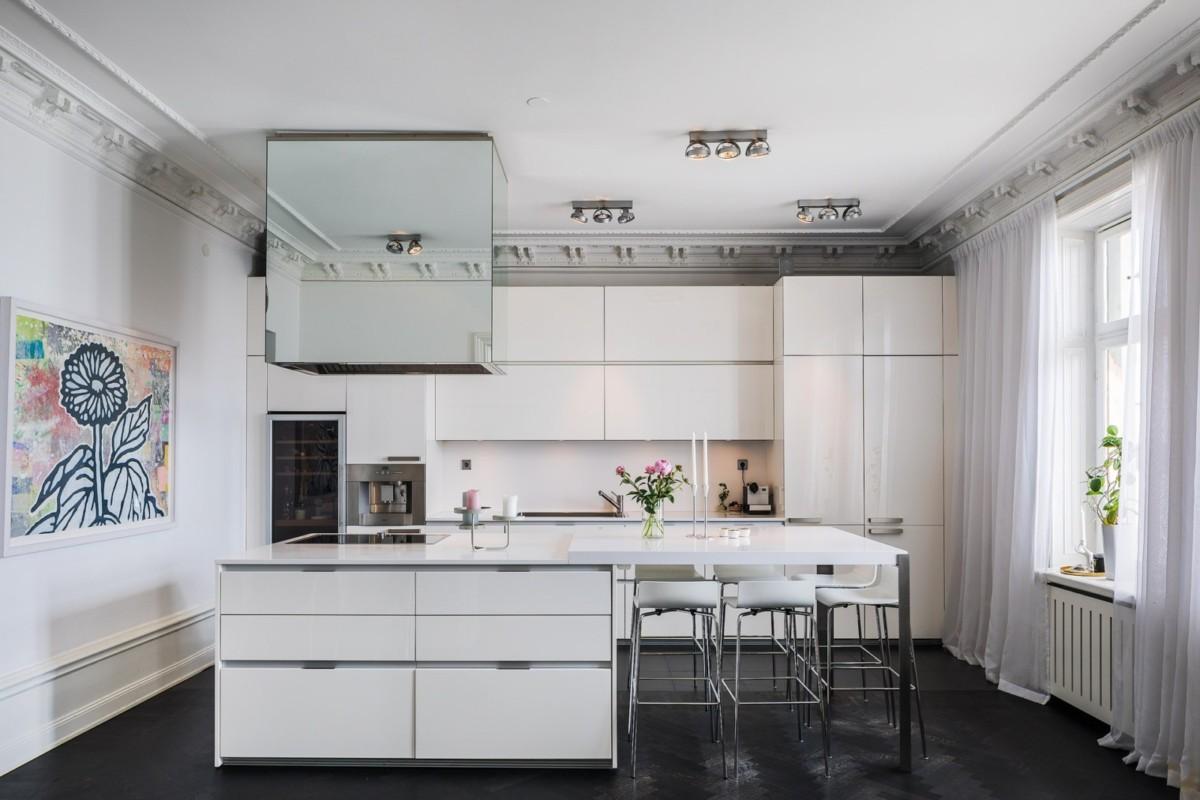 Проектирование идеальной кухни: схемы планировки и размещения оборудования