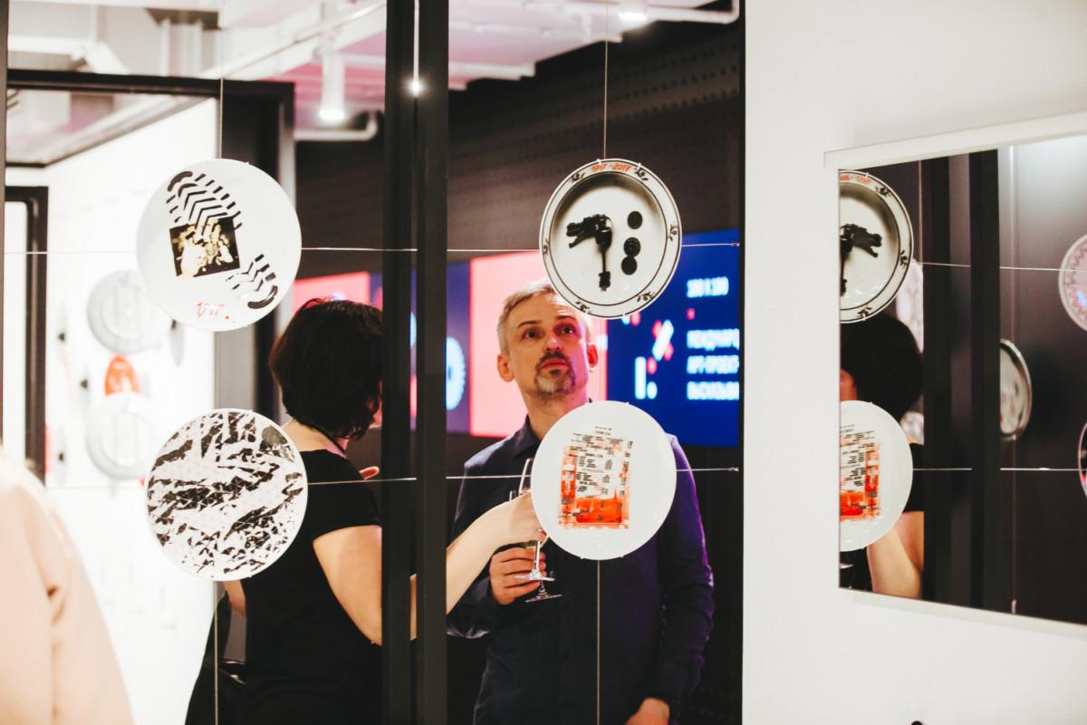 В Москве состоялся запуск международного арт-проекта 100х100Art