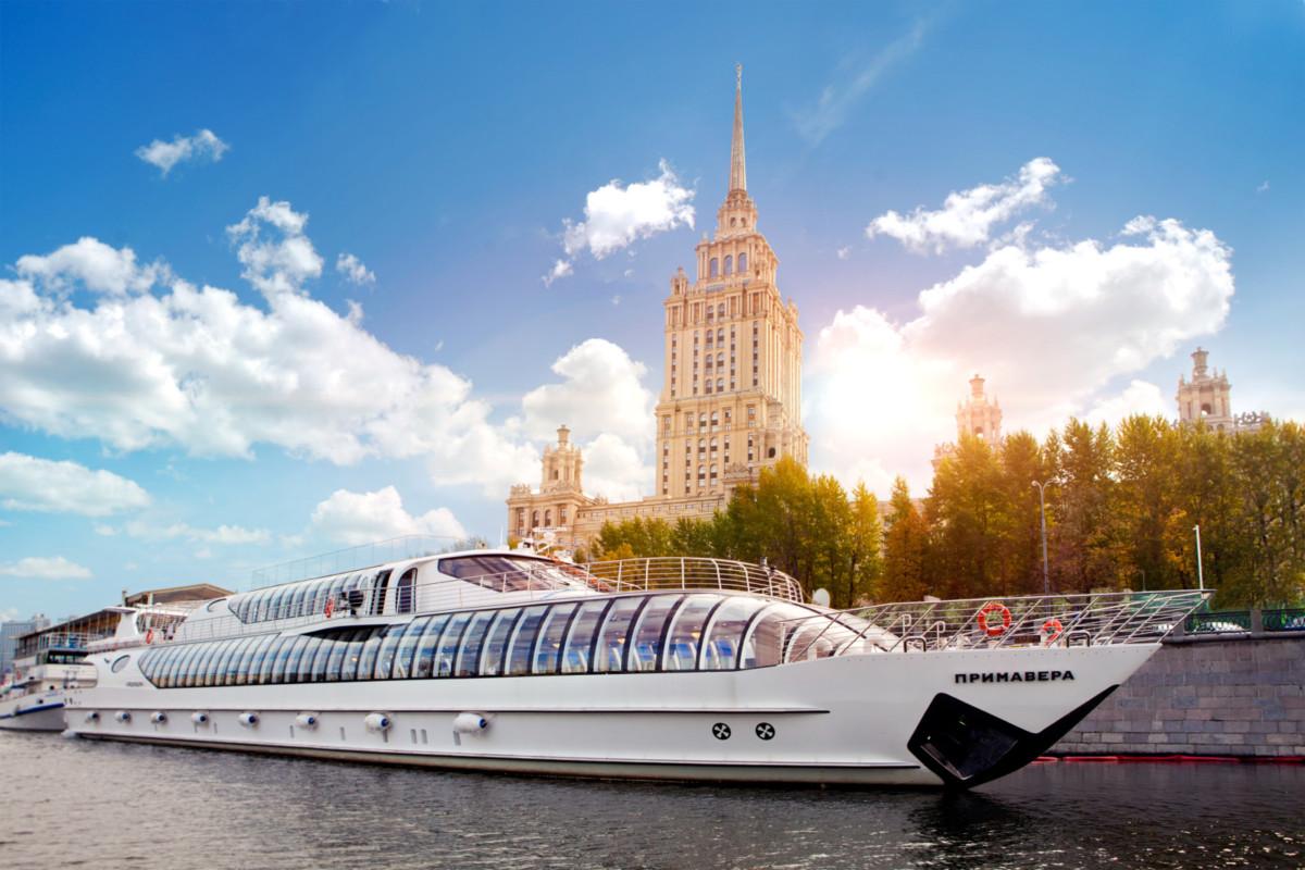 В центре Москвы стоит пожить в Radisson Collection Hotel