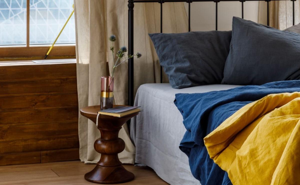 Где найти самое мягкое льняное постельное бельё