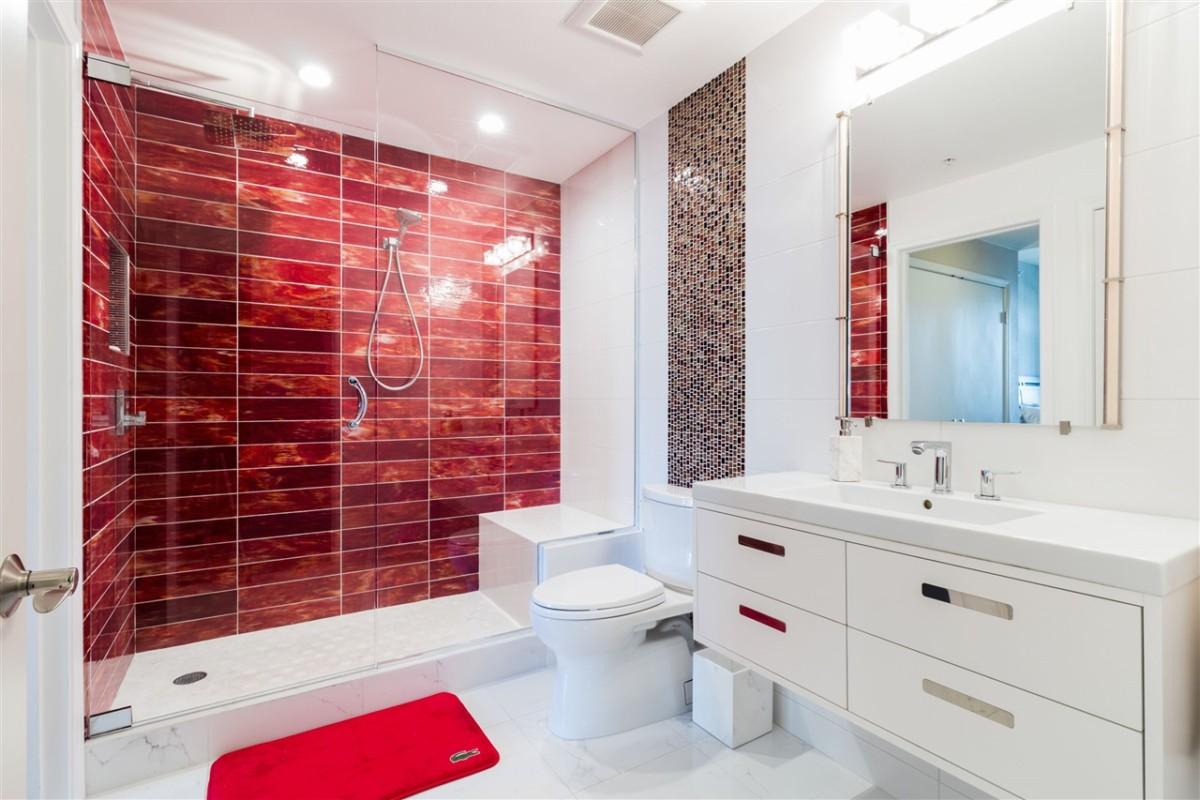 Дизайн ванной комнаты: идеи для совмещённого санузла