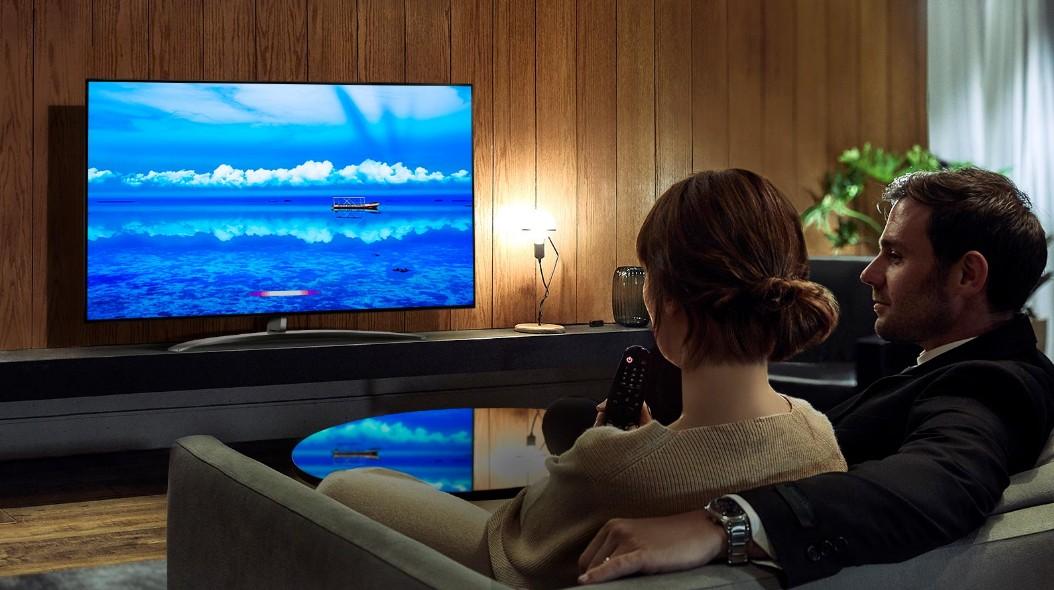 Российский рынок обновляется новшествами от LG Electronics