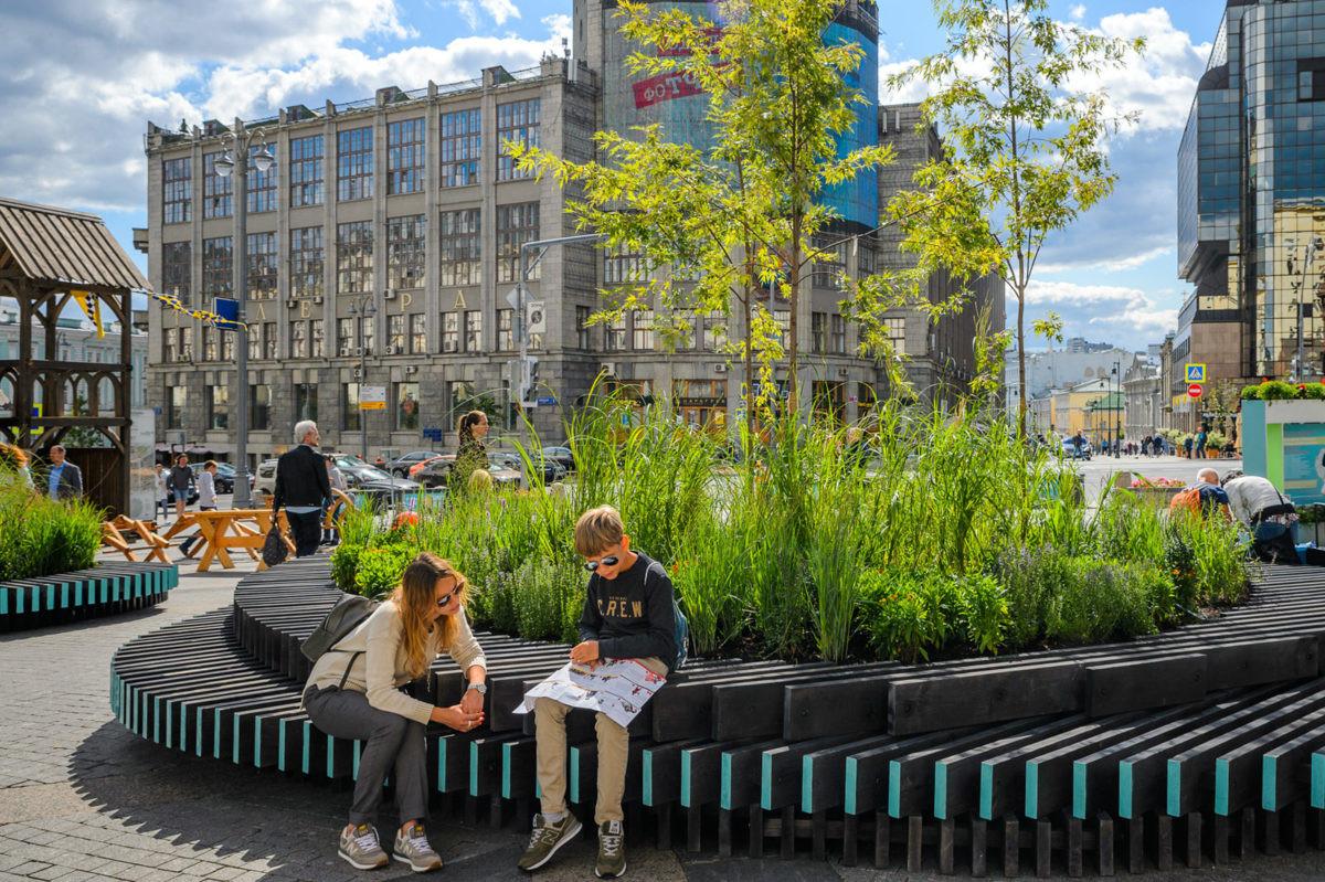 С 3 по 5 октября пройдёт выставка «Город: детали»