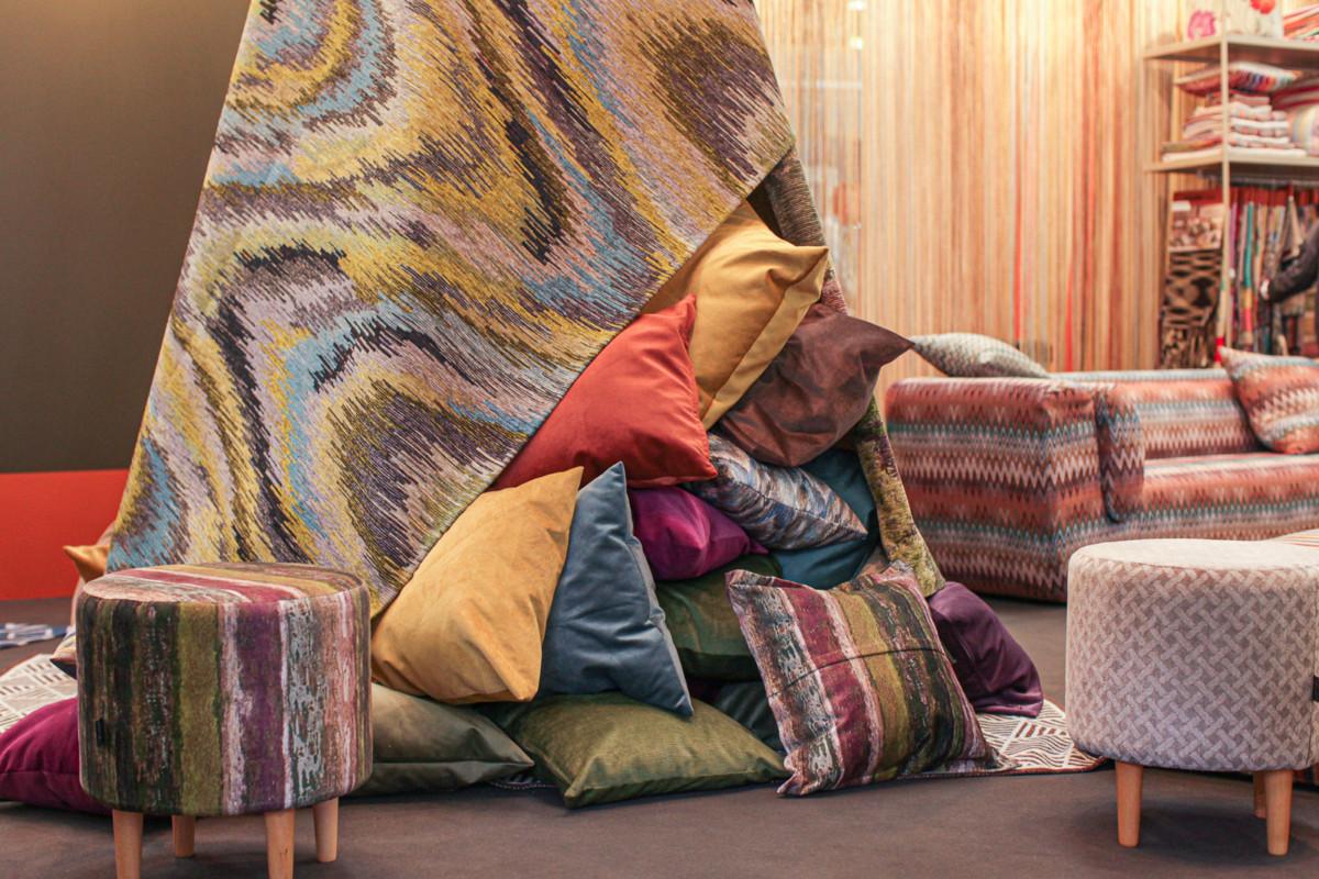 10 модных взглядов на текстиль с выставки Heimtextil Russia