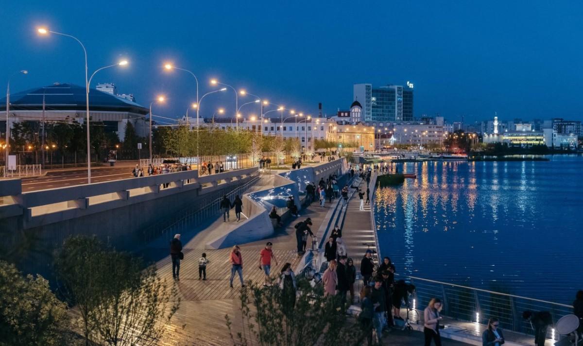 С 18 по 20 октября пройдёт конгресс World Urban Parks