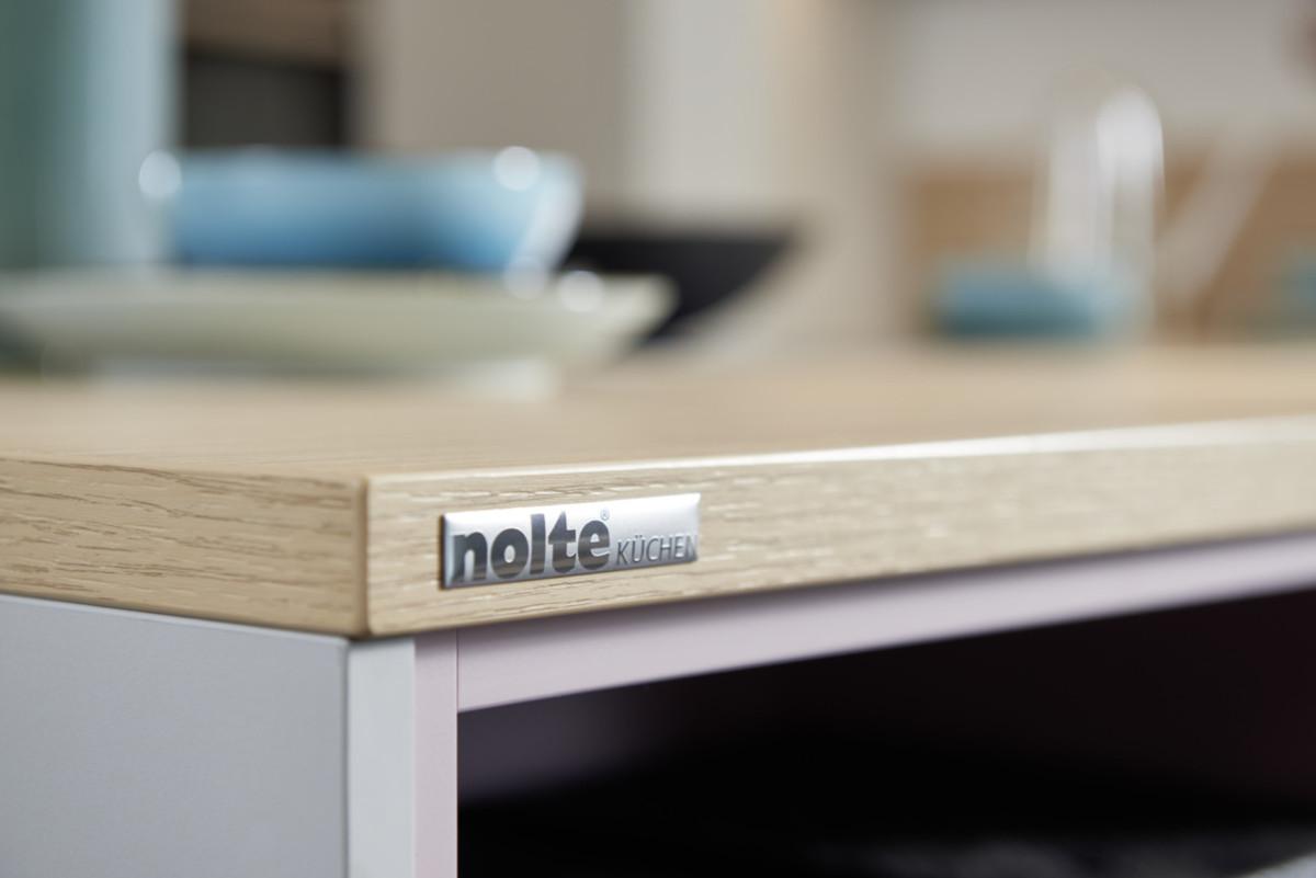 Кухонную мебель от фабрики Nolte Küchen можно поставить не только на кухне